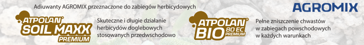 Adiuwanty do herbicydów